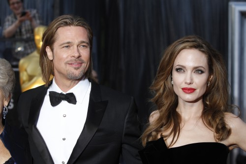 Brad Pitt and Angelina Jolie make a powerful celebrity couple; however, Pitt and Jolie's fame does not portray the reality of Hollywood's male and female successes.