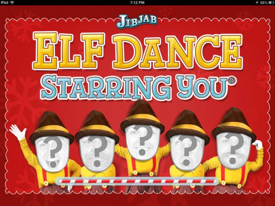 Elf dance: app review