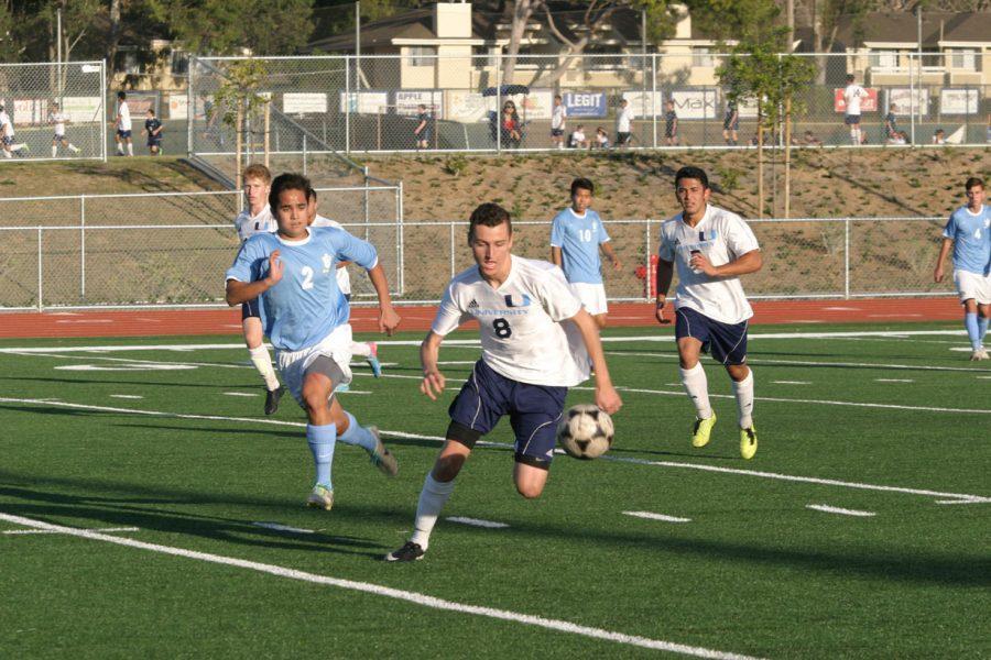 UHS+boys+soccer+team+kicks+off+league+season