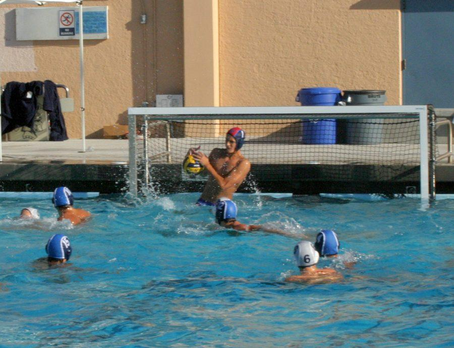 Boys+Water+Polo+starts+off+the+season+with+a+6-8+loss+to+Tesoro