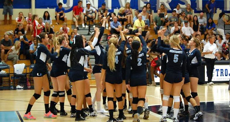 Girls Volleyball loses to Tesoro 0-3
