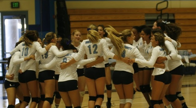 Girls+Volleyball+defeats+Calvary+Chapel+3-1+with+spike+after+spike