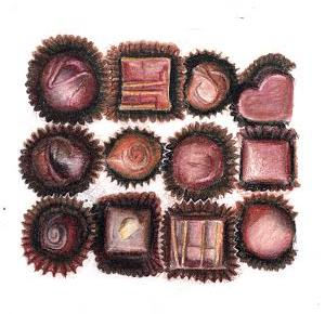 Chocolate: a poem