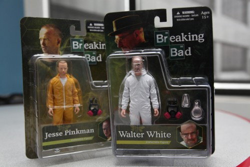 Banning Breaking Bad action figures at Toys