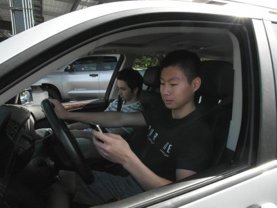 Driving for safety
