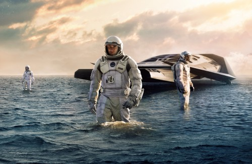 Interstellar: a movie review