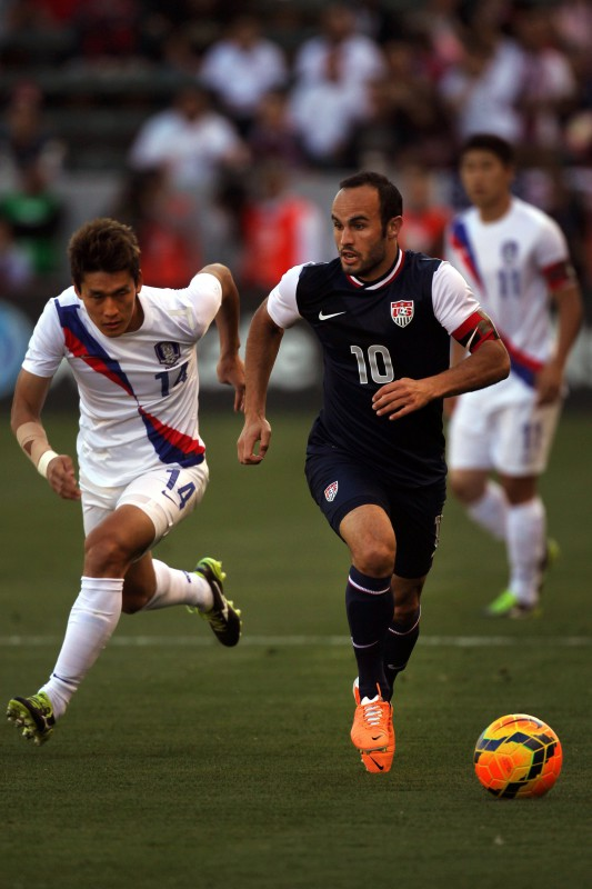 With+Landon+Donovan+heading+into+retirement%2C+the+fate+of+the+U.S.+soccer+national+team+is+unclear