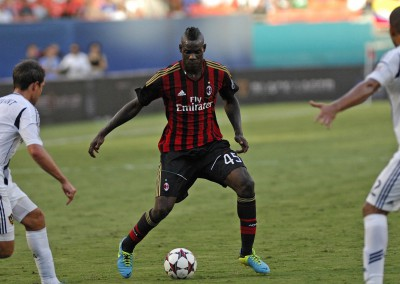 Italian soccer player Mario Balotelli faces investigation for racist post on Instagram