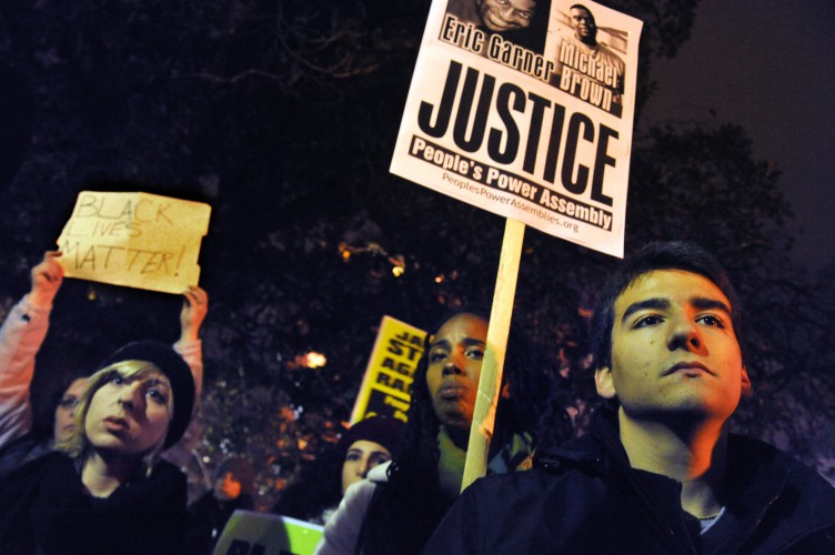 Protests+following+failure+to+indict+officer+who+killed+Eric+Garner