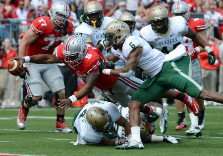 UAB football program prepares to shut down at the end of the school year
