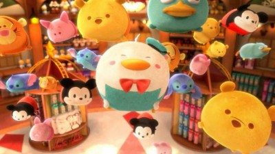 Tsum Tsum: An App Review