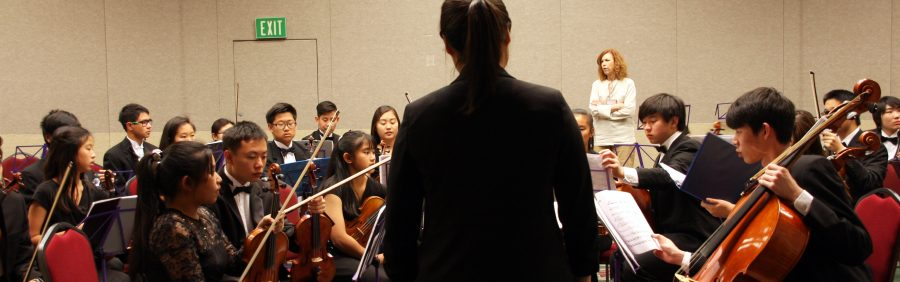 UHS orchestra competes at national festival
