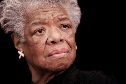 Good intentions, not-so-good results: USPS stamp of Maya Angelou