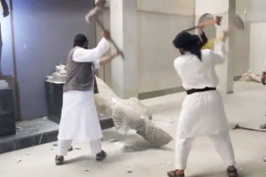 """ISIS Attacks on History: """"Cultural Cleansing"""" or Senseless Violence?"""