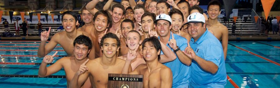 Boys swim back-to-back CIF-SS Division 1 Champions, girls swim competes at first-ever State Champs