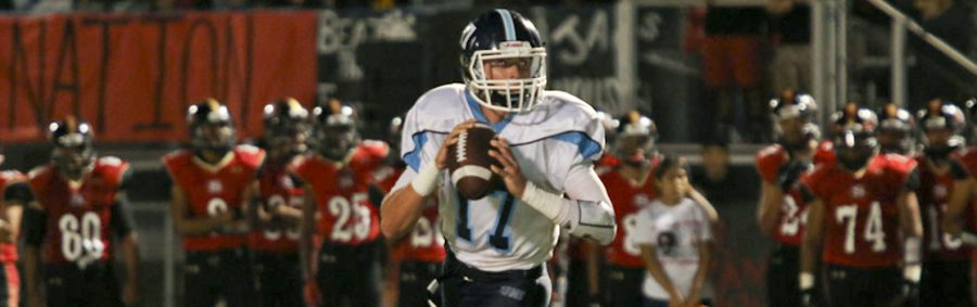 Football coasts to 36-6 victory in opener against Segerstrom