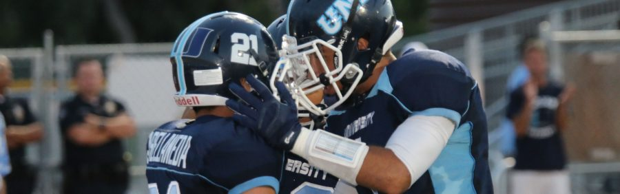 Trojan Football crushes Little Rock