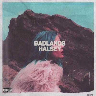 "The ""Badlands"" album cover"