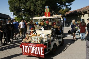 #LivetoGive campaign continues with the annual Toy Drive