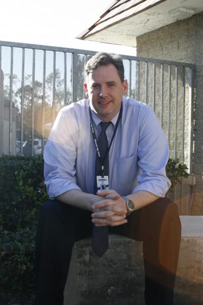 Welcome to UHS: New DHH principal, Mr. Longo