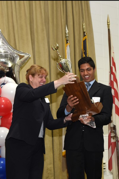 Tristan Malhotra: Outstanding Orator of the Year
