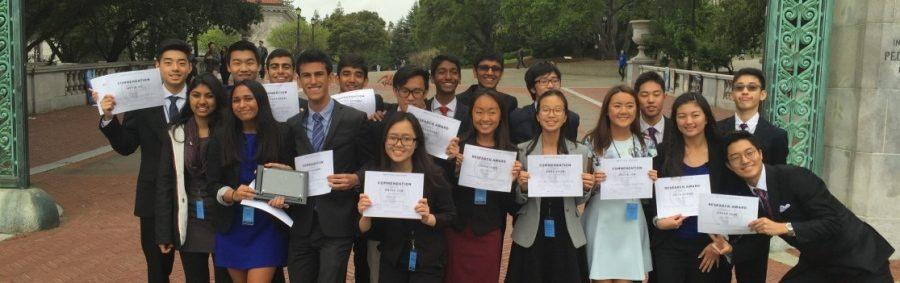 UHS MUN wins Best Club Delegation at Berkeley MUN