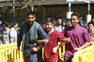 Intercultural awareness around UHS