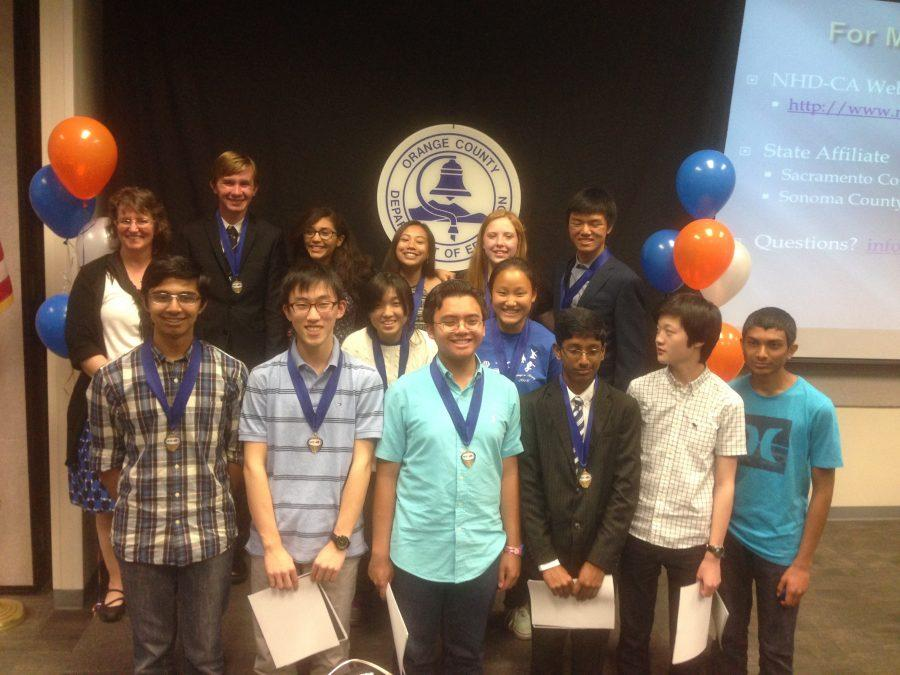 All UHS NHD finalists to advance to State