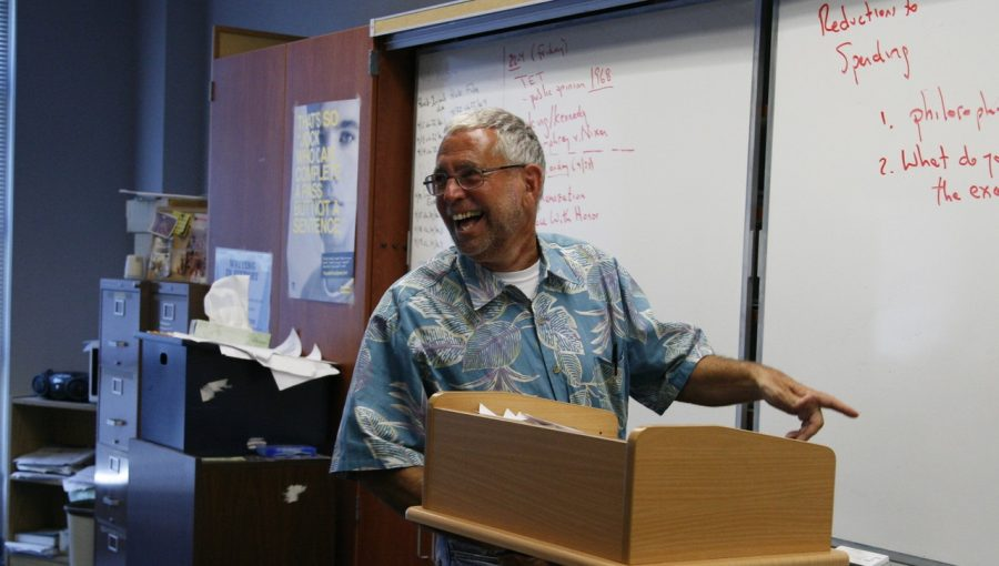 An era of change: a UHS teacher reminisces about life in the 1960's
