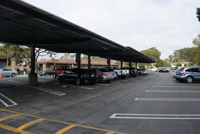 Parking changes to take place after IUSD resurfaces entire parking lot next summer