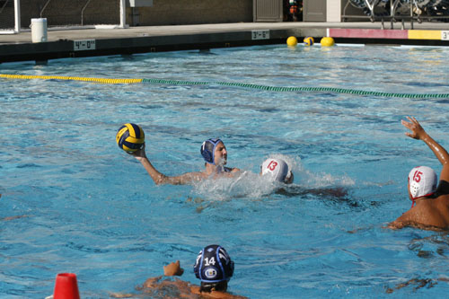 Boys Water Polo drops from Division I to Division IV