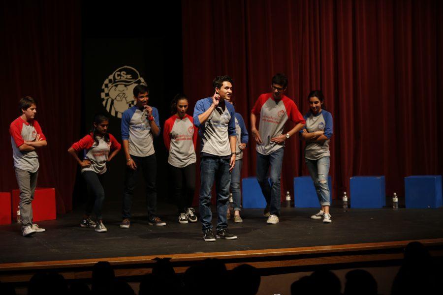 Drama Club fundraising for Comedy Sportz