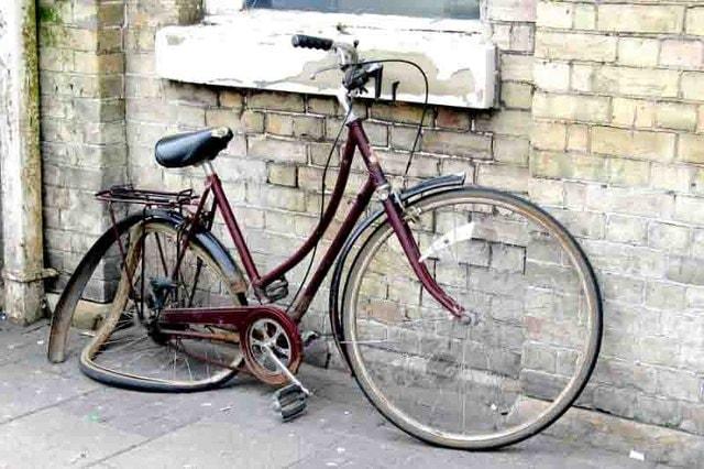 Bike: a poem