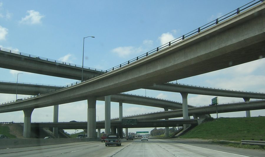The Freeway: a reflection
