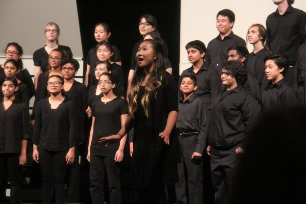 Fall Choir Concert 2016