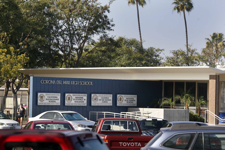 Corona del Mar High School cheating scandal