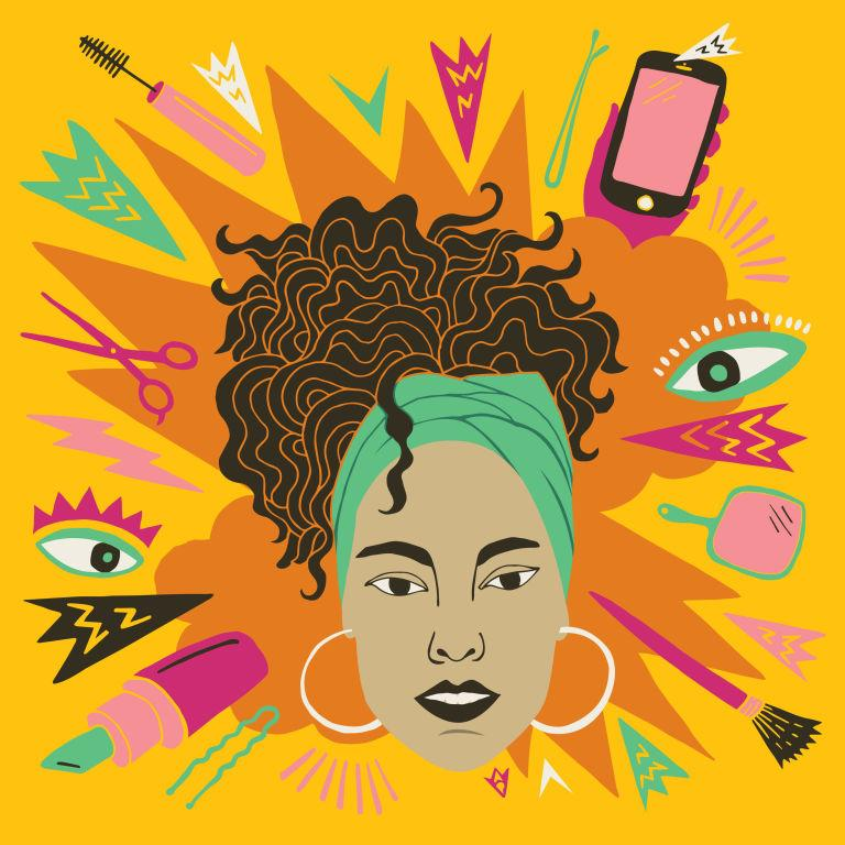 Alicia Keys began a movement encouraging going makeup free, a