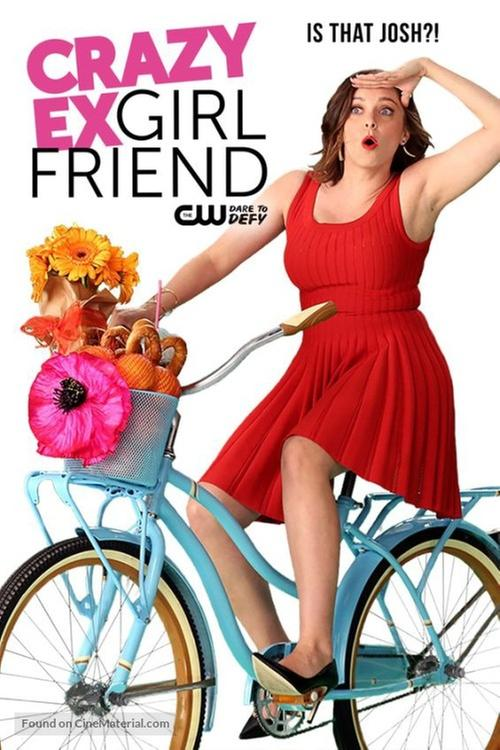 Crazy Ex-Girlfriend season 2 television poster (Google).