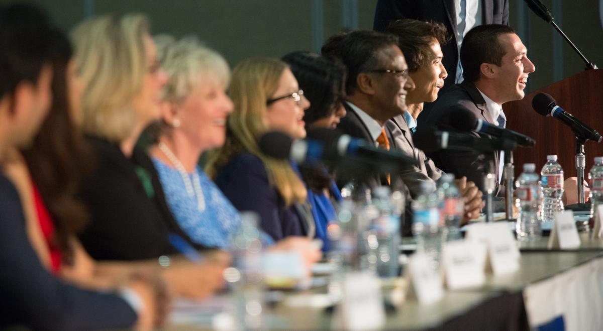 2016 Irvine Candidates Forum