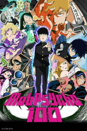 The animation of Mob Psycho 100 is far from traditional but matches the shows tone and style accurately.