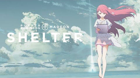 Shelter is an anime short film created through the collaboration of Porter Robinson, Madeon, A1 Pictures and Crunchyroll.