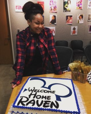 Raven-Symone at the That's So Raven revival show welcome back party (Google).