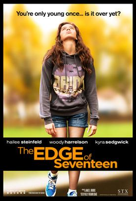 The Edge of Seventeen: a movie review