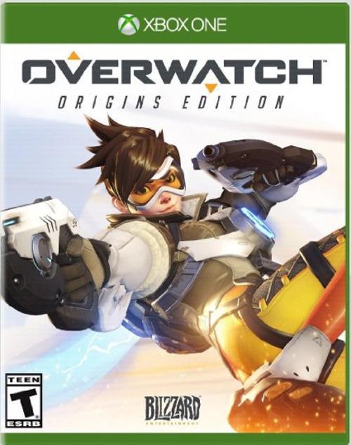 Overwatch Origins Edition (Handout/TNS)