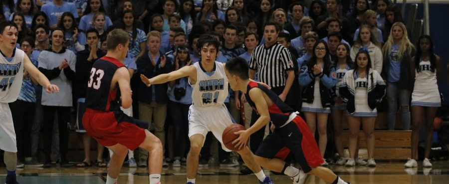 Boys Basketball defense key component in win over Beckman