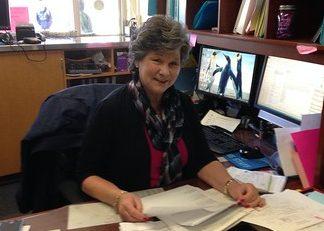 Farewell, Mrs. Rector: A seventeen-year legacy