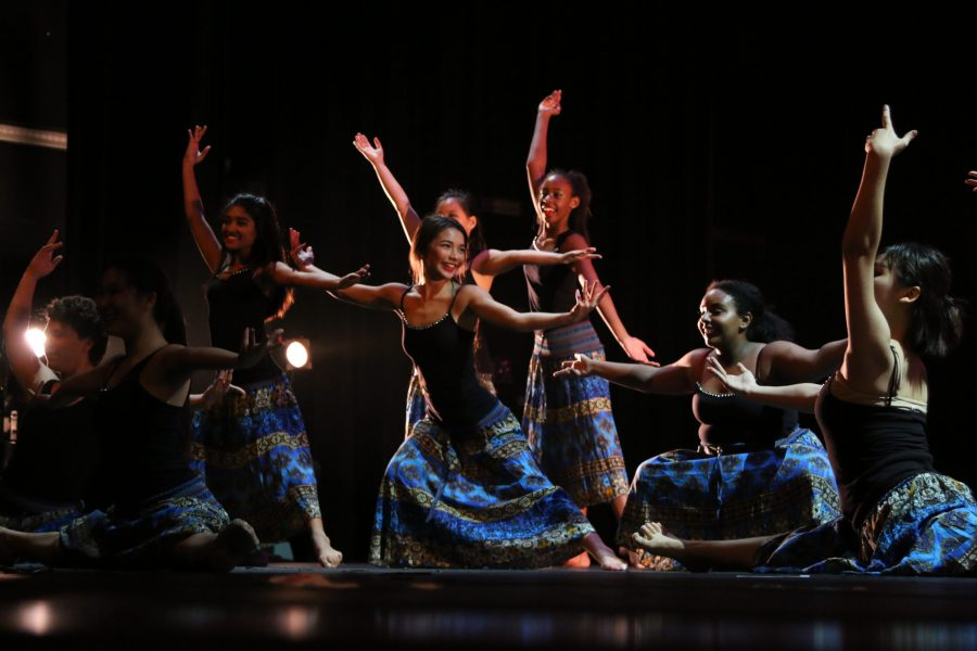 UHS Dance Company Presents: From the Ashes