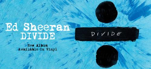 Divide by Ed Sheeran: an album review