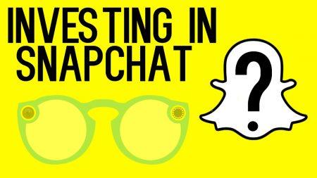 Snapchat stocks: don't buy them
