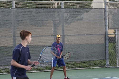 Attempting Athletics: Tennis